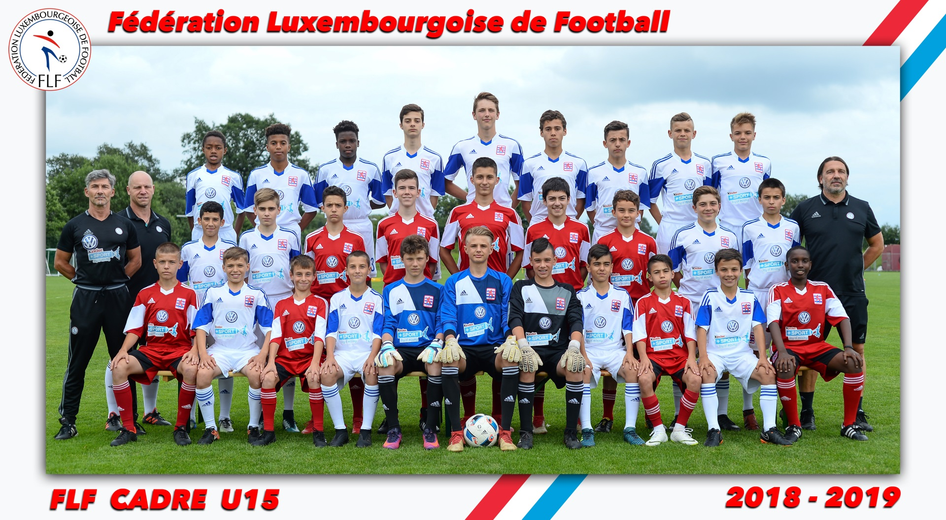 Nationalteam Luxemburg