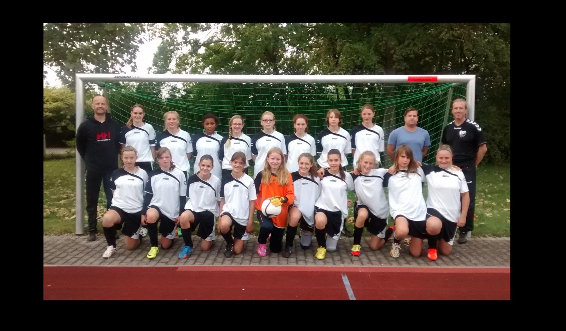 SC Regensburg - U15-Girls - 2015