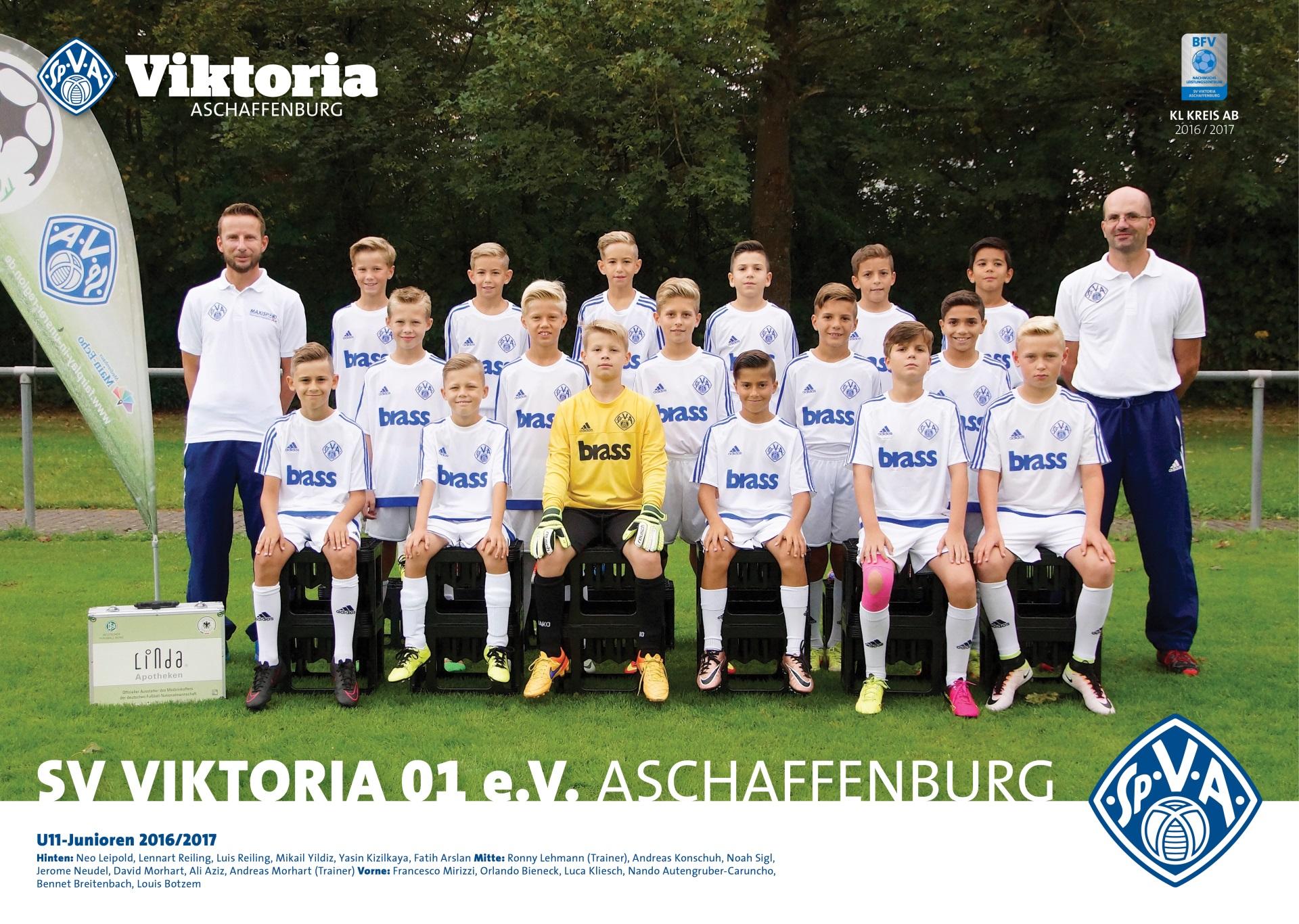 viktoria aschaffenburg homepage