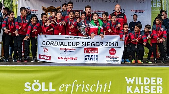 Sieger Cordial Cup 2018